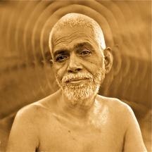 Baghvan Sri Ramana Maharshi